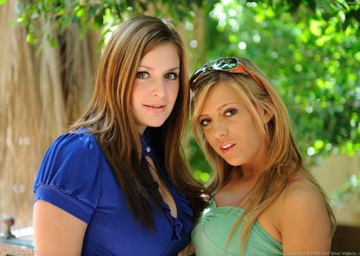Danielle & Leslie - FTV Girls - Lesbian Picture Gallery