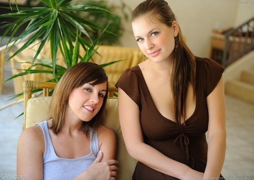 Pepper & Danielle - FTV Girls - Lesbian Image Gallery