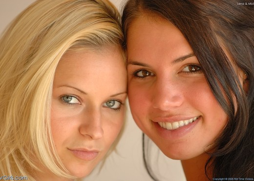 Lena & Michaela - FTV Girls - Lesbian Picture Gallery