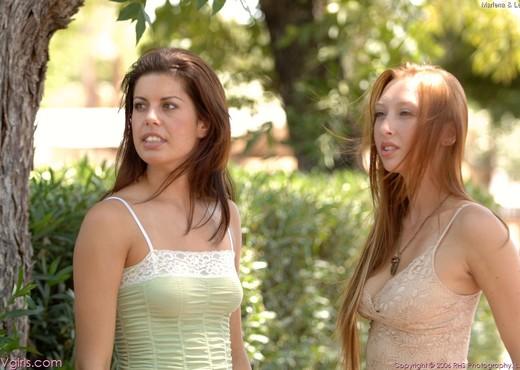 Marlena & Leanne - FTV Girls - Lesbian Sexy Photo Gallery