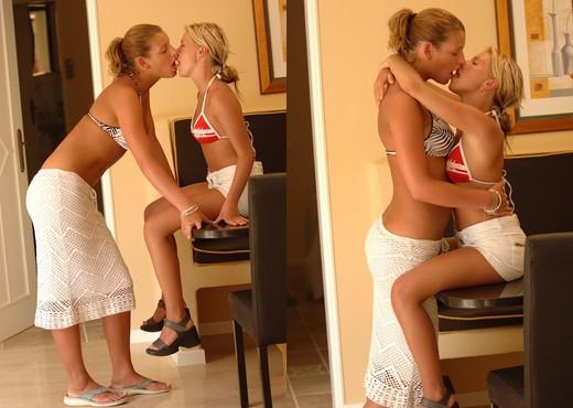 Ivana & Kata - FTV Girls - Lesbian Sexy Gallery