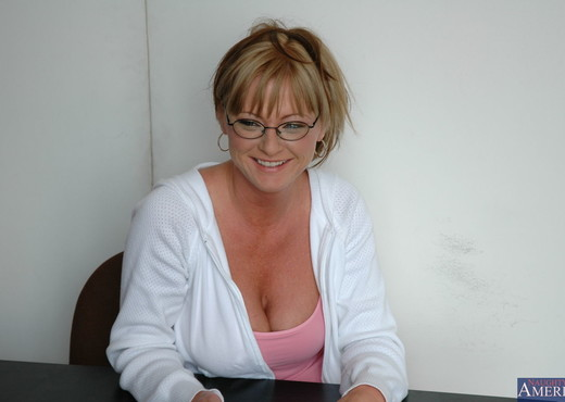 Allison Kilgore - My First Sex Teacher - MILF Nude Pics
