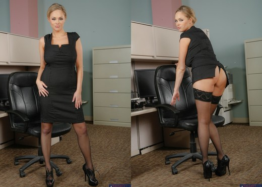 Katie Kox - Naughty Office - Hardcore Nude Gallery
