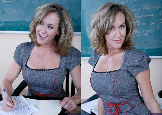 Brandi Love - My First Sex Teacher - MILF Picture Gallery