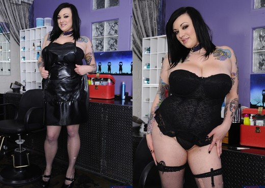 Scarlet LaVey - My Girlfriend's Busty Friend - Boobs Nude Gallery