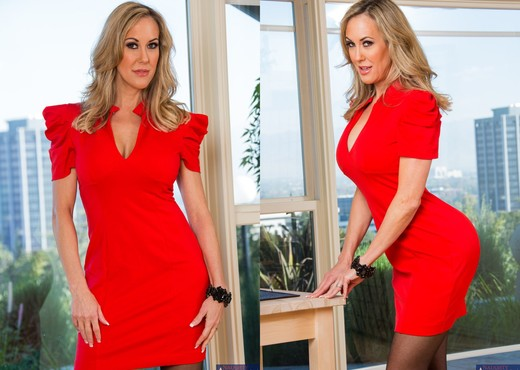 Brandi Love - Seduced By A Cougar - MILF HD Gallery