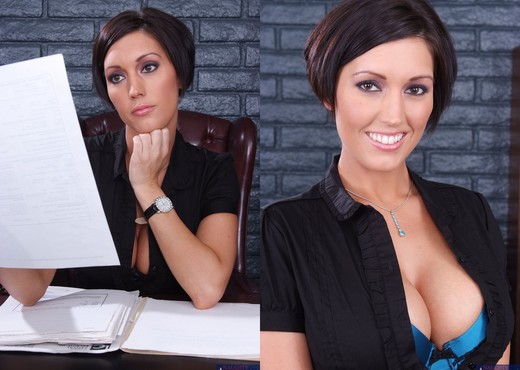 Dylan Ryder - My First Sex Teacher - MILF Image Gallery