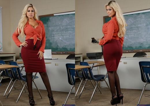 Bridgette B. - My First Sex Teacher - Hardcore Sexy Gallery