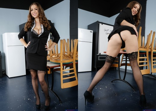 Alex Chance - Naughty Office - Hardcore Image Gallery