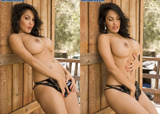 Nina Mercedez Foxy Fur - Latina Picture Gallery