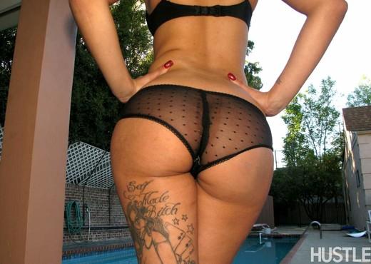 Stefania Mafra - Barley Legal POV 13 - Hardcore Nude Gallery