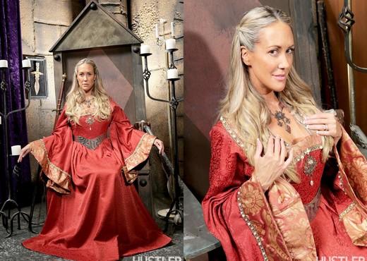 Brandi Love & Alec Knight - This Ain't Game of Thrones XXX - MILF HD Gallery