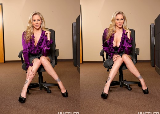 Julia Ann - Busty Office MILFs 4 - MILF Nude Pics