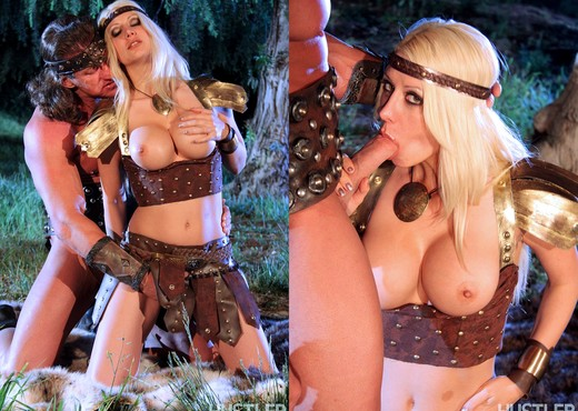 Jazy Berlin - This Ain't Conan the Barbarian XXX - Hardcore Nude Gallery