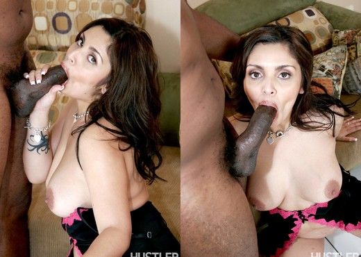 Anell - Fresh Hot Tamales - Interracial Sexy Photo Gallery