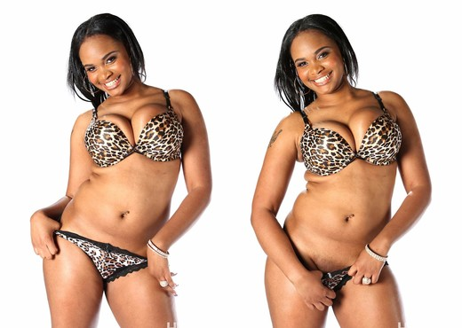 Lexi Doll - Official In Living Color Parody - Ebony Nude Pics