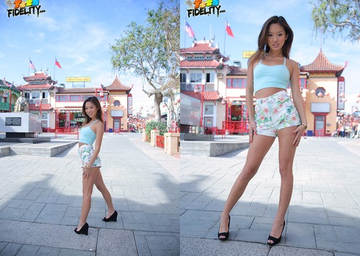 Trouble in Lil' VaChina - Alina Li - Asian HD Gallery