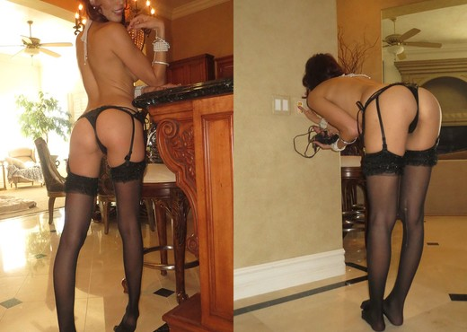 Real Life - Layla Rivera - Solo Nude Pics