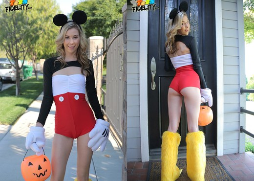 Trick or Trap - Tysen Rich - Teen Picture Gallery
