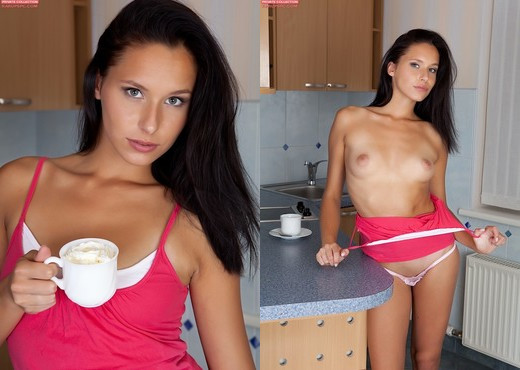 July Saint - Karup's Private Collection - Solo Hot Gallery