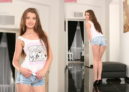 Liona B - Karup's Private Collection - Solo Nude Pics