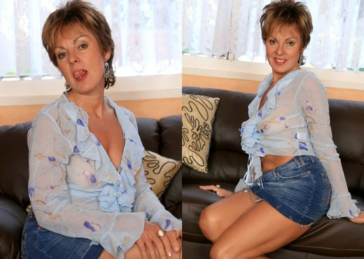 Georgie - Karup's Older Women - MILF Sexy Gallery