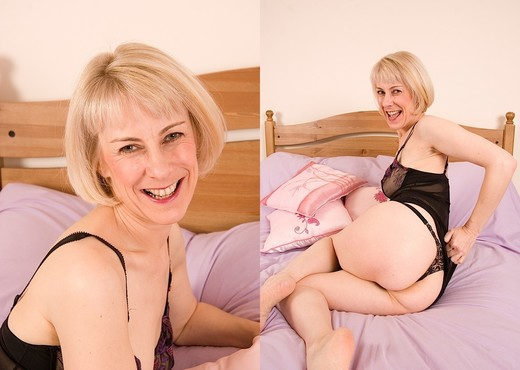 Hazel - Karup's Older Women - MILF Hot Gallery