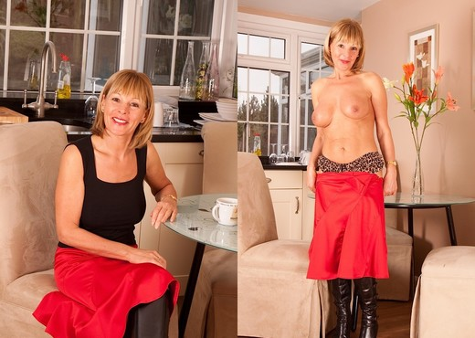 Elaine - Karup's Older Women - MILF Hot Gallery