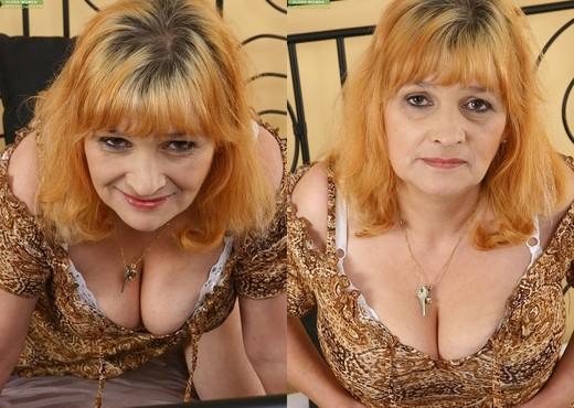 Gina - Karup's Older Women - Hardcore TGP