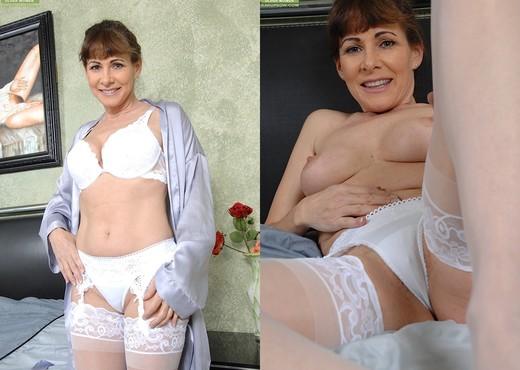 Alexandra Silk - Karup's Older Women - MILF Nude Gallery