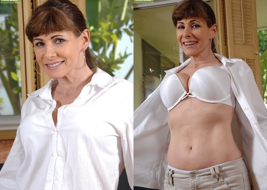 Alexandra Silk - Karup's Older Women - MILF Picture Gallery