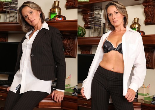 Misty Law - Karup's Older Women - MILF TGP