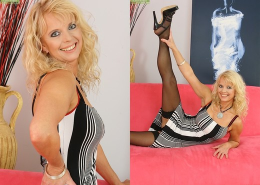 Marylin - Karup's Older Women - MILF Sexy Photo Gallery