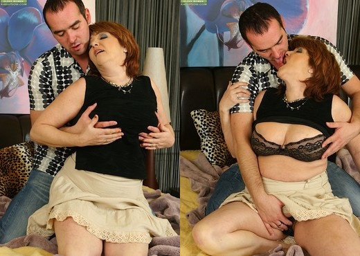 Morgianna - Karup's Older Women - Hardcore HD Gallery
