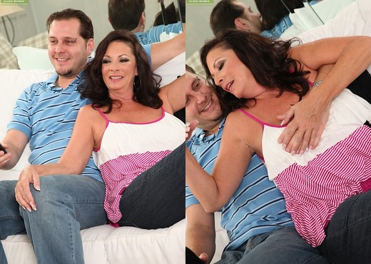 Margo Sullivan - Karup's Older Women - Blowjob Porn Gallery