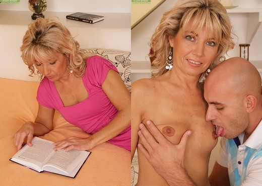 Janet Darling - Karup's Older Women - Hardcore Hot Gallery
