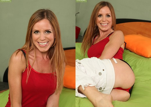 Carly Bell - Karup's Older Women - MILF HD Gallery