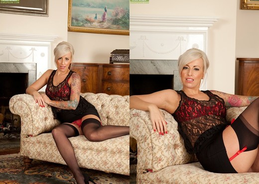 Charlie Z - Karup's Older Women - MILF HD Gallery