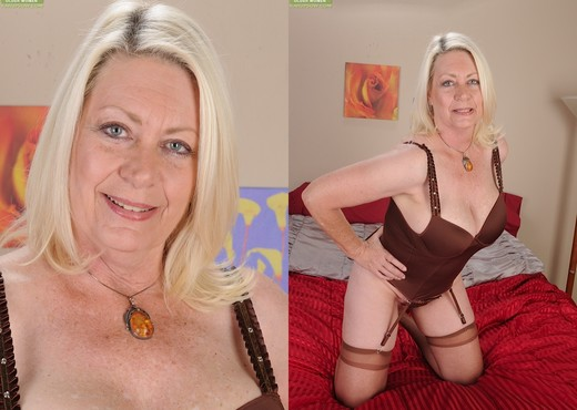 Angelique - Karup's Older Women - MILF Sexy Gallery