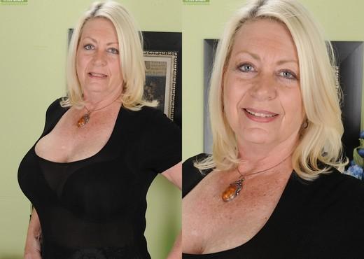 Angelique - Karup's Older Women - MILF Nude Gallery