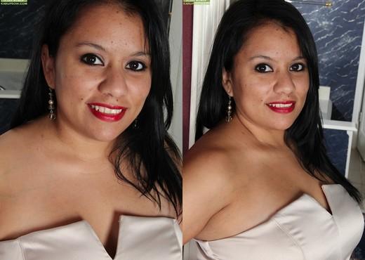 Fatty latina Lucey Perez masturbating her hairy pussy with a toy № 836395 бесплатно