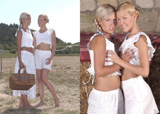 Jenny Sanders & Sophie Moone - Lesbian Porn Gallery