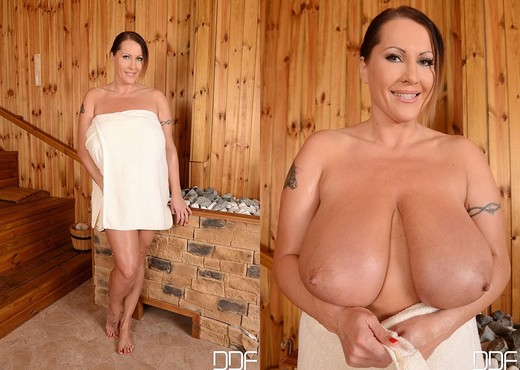 Laura Orsolya aka Laura M. - Boobs Sexy Gallery