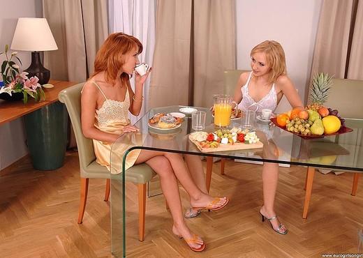 Nataly & Prada - Euro Girls on Girls - Lesbian Nude Gallery