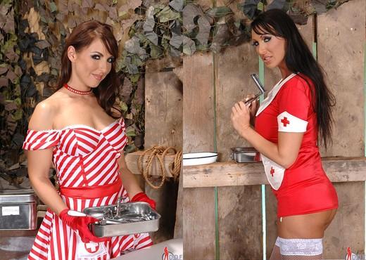 Mandy Bright & Maria Belucci - Lesbian TGP