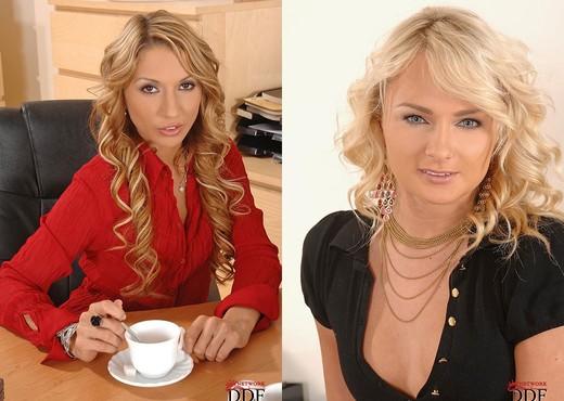Ivana Sugar & Johanna Sweet - Hardcore TGP