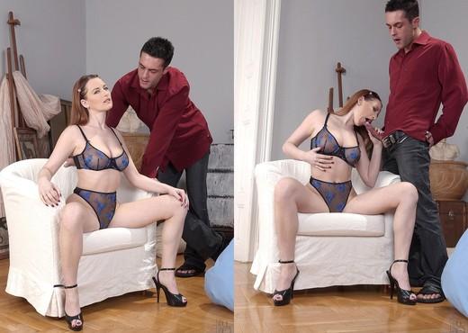 Veronica Sinclair - Only Blowjob - Blowjob Nude Pics
