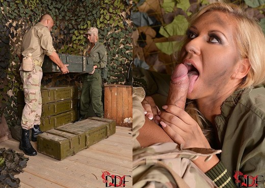 Jessy Tiger - Only Blowjob - Blowjob Image Gallery