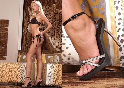 Bambi - Hot Legs and Feet - Feet Image Gallery