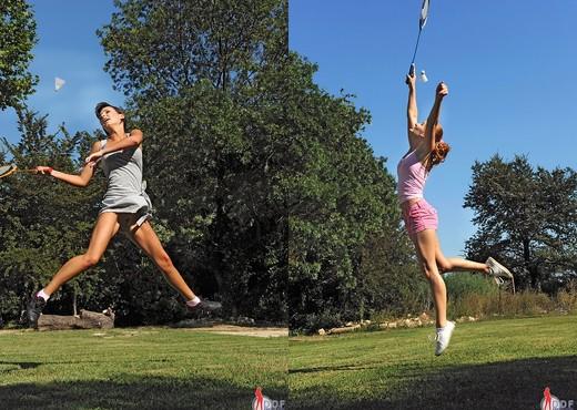 Denisa Heaven & Stacy Da Silva - Feet Nude Gallery